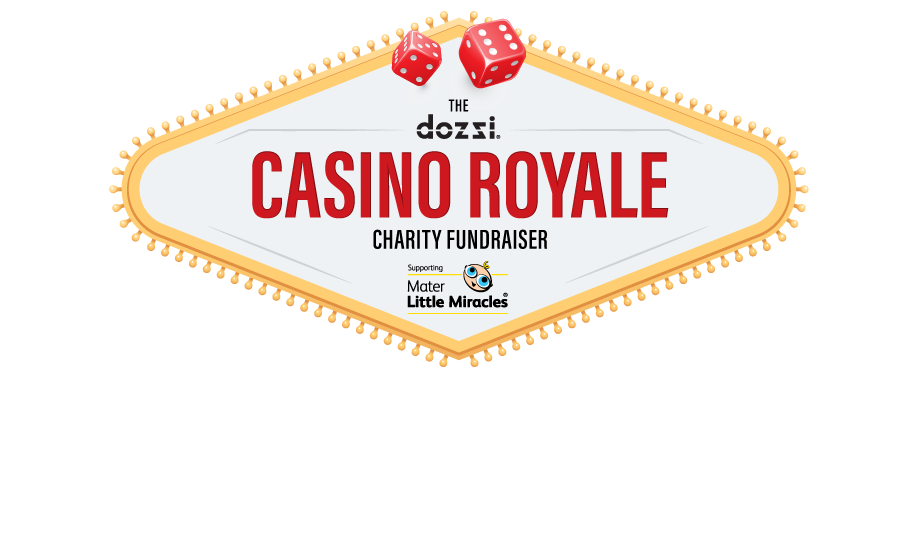Dozzi Casino Royale Charity Fundraiser