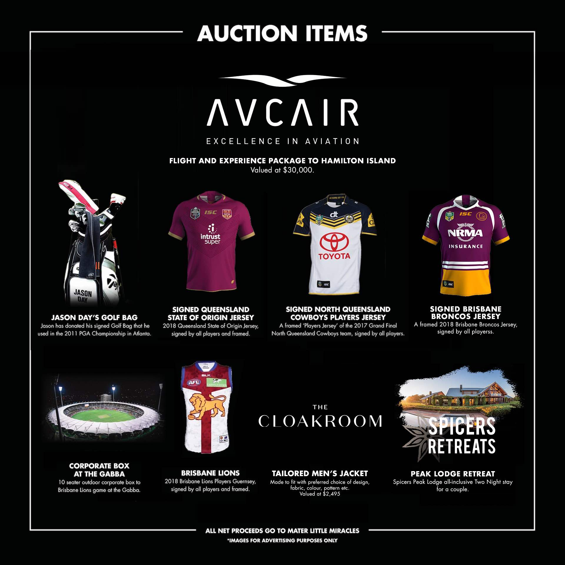 Dozzi Auction Items